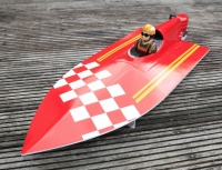 Jumper GfK 1:5 Outboard-Mono-Racer